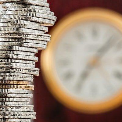 Finanzielle Freiheit Geld Einkommen Zeit trennen FIRE